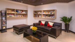 Springdale Serviced Residence Guangzhou, Apartmánové hotely  Kanton - big - 48
