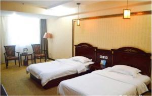 Hohhot Yizheng Hotel, Szállodák  Hohhot - big - 8
