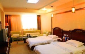 Hohhot Yizheng Hotel, Szállodák  Hohhot - big - 15