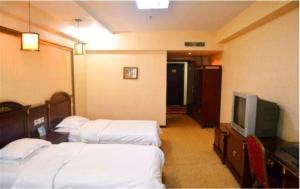 Hohhot Yizheng Hotel, Szállodák  Hohhot - big - 17