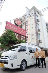 Mariya Boutique Hotel At Suvarnabhumi Airport, Hotels  Lat Krabang - big - 91