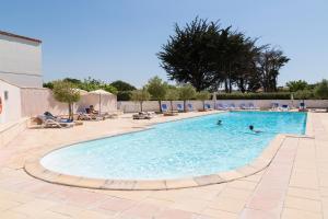 Location gîte, chambres d'hotes Hotel Odalys Les Hauts de Cocraud dans le département Charente maritime 17
