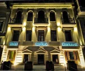 Отель Du Port