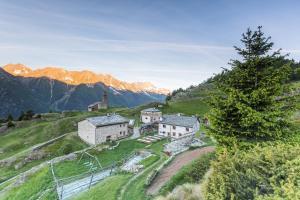 Rifugio Alpe San Romerio - San Carlo