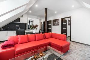 Auberges de jeunesse - Penzion Apartments Benešova 6