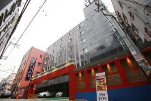 Hostels und Jugendherbergen - Charmant Hotel Suwon