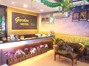 Auberges de jeunesse - Pontian Garden Hotel