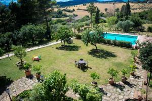 La Collina Di Pilonico, Загородные дома  Pilonico Paterno - big - 32