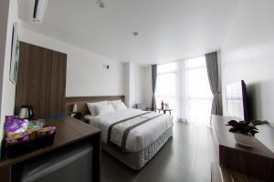 Punt Hotel, Hotels  Hai Phong - big - 12