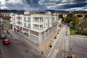 Hotel Fernando Plaza, Hotels  Pasto - big - 21