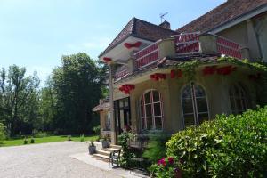 Location gîte, chambres d'hotes Domaine de L'Arche de René dans le département Haute Marne 52