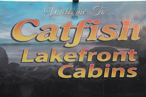 . Catfish Lakefront Cabins & Campground