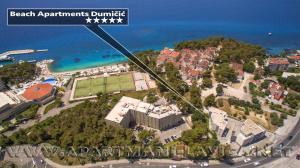 Beach Apartments Dumičić