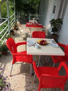 Guest House Gardenia & Wine Cellar, Penzióny  Lagodekhi - big - 41