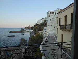 Mansion at Chora in Andros Andros Greece