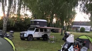 Nyírfás Camping - Magyarszerdahely