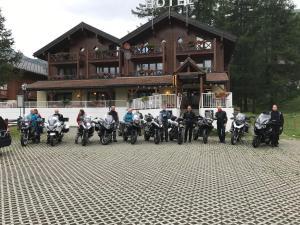 Hotel Alpenhof, Hotely  Oberwald - big - 17