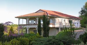 Sas Parc Lacoste, Dovolenkové domy  Saint-Marcet - big - 8