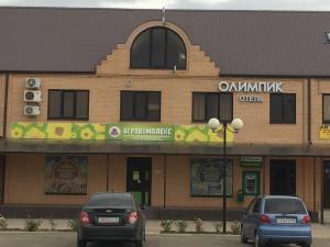 Олимпик отель - Podkushchevka