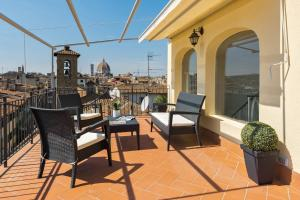 Apartments Florence La terrazza - AbcAlberghi.com