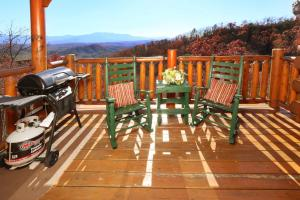 Howling Wolf - One Bedroom, Holiday homes  Sevierville - big - 26