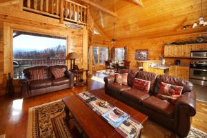 Howling Wolf - One Bedroom, Holiday homes  Sevierville - big - 23