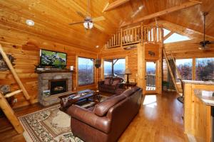 Howling Wolf - One Bedroom, Holiday homes  Sevierville - big - 22