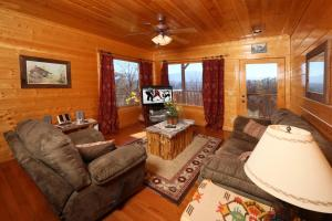 Howling Wolf - One Bedroom, Holiday homes  Sevierville - big - 14