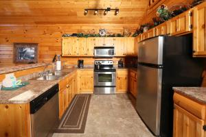 Howling Wolf - One Bedroom, Holiday homes  Sevierville - big - 9