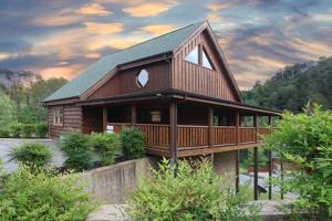 Moose-Behaving - Two Bedroom, Case vacanze  Sevierville - big - 1