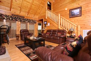 Celebration Lodge - Four Bedroom, Ferienhäuser  Sevierville - big - 12