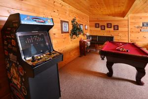Celebration Lodge - Four Bedroom, Ferienhäuser  Sevierville - big - 10