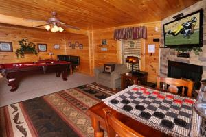 Celebration Lodge - Four Bedroom, Ferienhäuser  Sevierville - big - 9