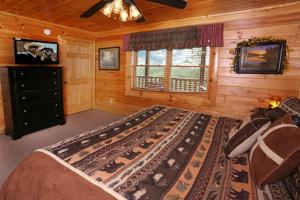 Celebration Lodge - Four Bedroom, Ferienhäuser  Sevierville - big - 6