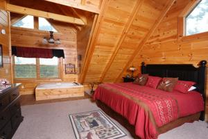 Celebration Lodge - Four Bedroom, Ferienhäuser  Sevierville - big - 5