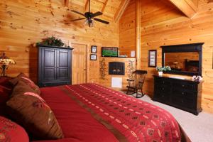 Celebration Lodge - Four Bedroom, Ferienhäuser  Sevierville - big - 4
