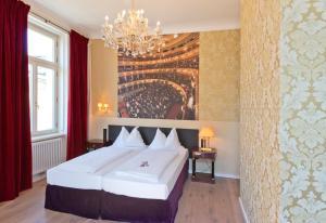 Hotel Beethoven Wien, Hotely  Vídeň - big - 34