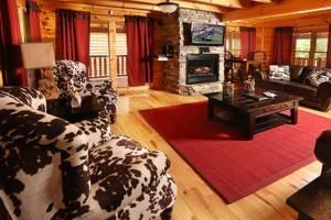 Playhouse Cinema - Four Bedroom, Dovolenkové domy  Sevierville - big - 21