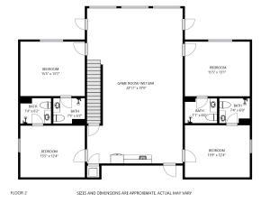 Serenity Mountain Pool Lodge - Nine Bedroom, Prázdninové domy  Sevierville - big - 23