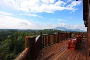 Serenity Mountain Pool Lodge - Nine Bedroom, Prázdninové domy  Sevierville - big - 20