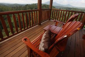 Serenity Mountain Pool Lodge - Nine Bedroom, Prázdninové domy  Sevierville - big - 18