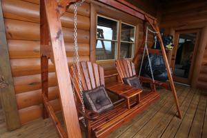 Serenity Mountain Pool Lodge - Nine Bedroom, Prázdninové domy  Sevierville - big - 14