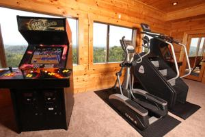 Serenity Mountain Pool Lodge - Nine Bedroom, Prázdninové domy  Sevierville - big - 35
