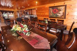 Serenity Mountain Pool Lodge - Nine Bedroom, Prázdninové domy  Sevierville - big - 40
