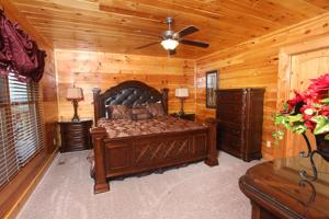 Serenity Mountain Pool Lodge - Nine Bedroom, Prázdninové domy  Sevierville - big - 43