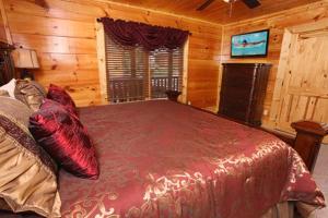 Serenity Mountain Pool Lodge - Nine Bedroom, Prázdninové domy  Sevierville - big - 45