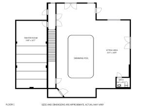 Serenity Mountain Pool Lodge - Nine Bedroom, Prázdninové domy  Sevierville - big - 61