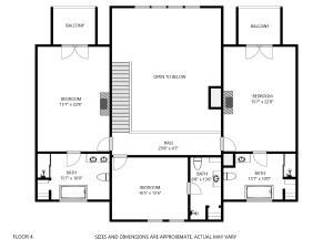 Serenity Mountain Pool Lodge - Nine Bedroom, Prázdninové domy  Sevierville - big - 62