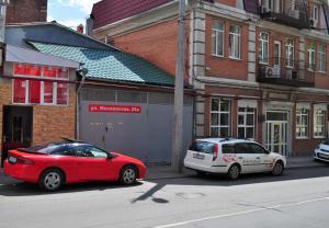 Апартаменты Московская 26а
