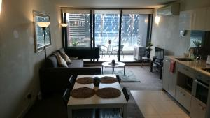 The Emonér in Melbourne's CBD, Apartmány  Melbourne - big - 8